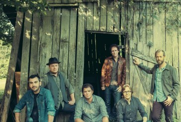 Sharing a Mountain with the Steep Canyon Rangers