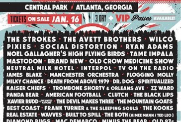 Shaky Knees Announces 2015 Lineup