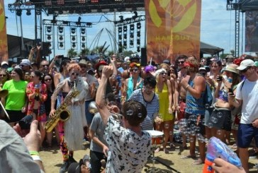 BLANK's Hangout Music Festival 2015 Review