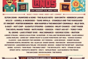 2015 Outside Lands Preview
