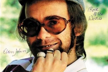 "_____ Album Review:  Elton John's ""Rock of the Westies"" Rocks"
