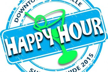 BLANK's Downtown Knoxville Happy Hour Guide