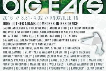 BIG EARS 2016 breaks record for most interesting lineup, previously held by BIG EARS