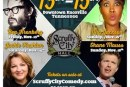 Scruffy City Comedy Festival Returns for Second Year