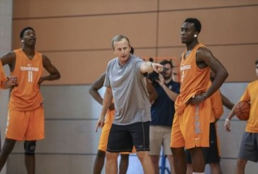Rick Barnes & the Vols Gear Up for 2015-16 Season