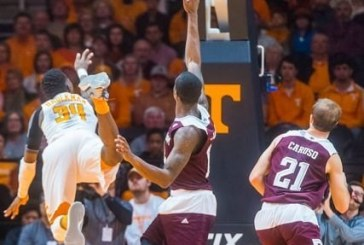 Aggies come from behind to beat Vols again