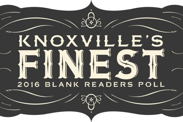 BLANK's 2016 Knoxville's Finest Award Winners