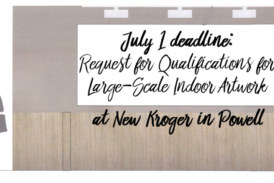 Call to Artists: Kroger looks to feature local art