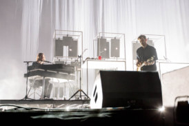 Miike Snow: Chameleons of Electro-Pop