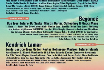 2017 Coachella lineup announced