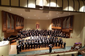 """KCS Presents """"Choral Music for Brass, Percussion, & Organ"""" on Feb. 25"""