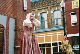 Shakespeare on the Square Audtions