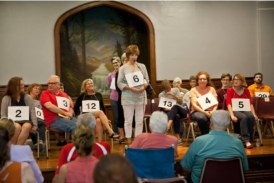 Knoxville Writers' Guild 2017 Spelling Bee