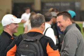 Butch Jones Reshapes Vols Coaching Staff