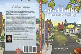 "Interview with Knoxville Author of ""The Good Folks of Lennox Valley"""