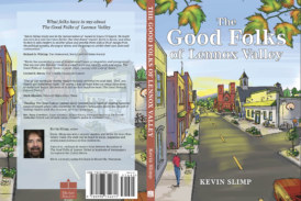 """Interview with Knoxville Author of """"The Good Folks of Lennox Valley"""""""