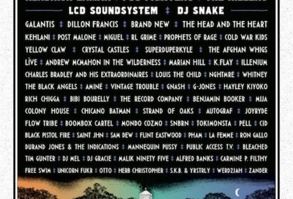 Voodoo Music & Arts Experience Lineup Announced