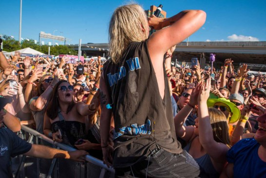 Forecastle Music & Arts Festival: Saturday Review
