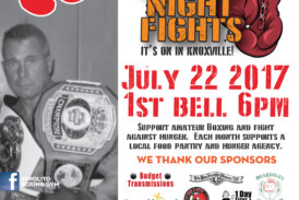 The Real Deal: Eppolito's Fight Night could bring boxing royalty to Knoxville this weekend