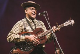 Dom Flemons, Carson Peters and Roux du Bayou to headline Louie Bluie Music & Arts Festival