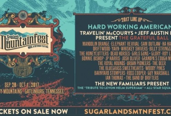 Sugarlands Launches Music Festival in the Smokies