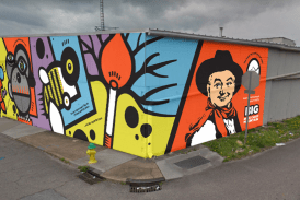 Downtown North to Receive New Mural