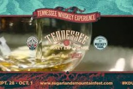Tennessee Whiskey Experience at Sugarlands Mountain Fest