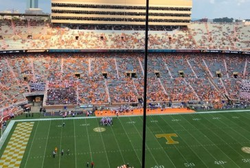 THAT JUST HAPPENED: Vols empty stadium, but survive Umass