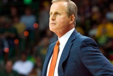 Rick Barnes willing Tennessee to new level
