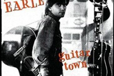 """Classic Review:  Steve Earle's """"Guitar Town"""""""