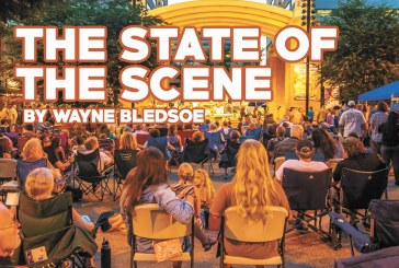 The State of the Scene by Wayne Bledsoe