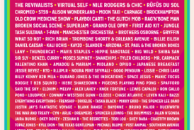 BONNAROO MUSIC AND ARTS FESTIVAL REVEALS 2018 LINEUP