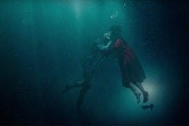 'The Shape of Water' fine addition to del Toro's canon