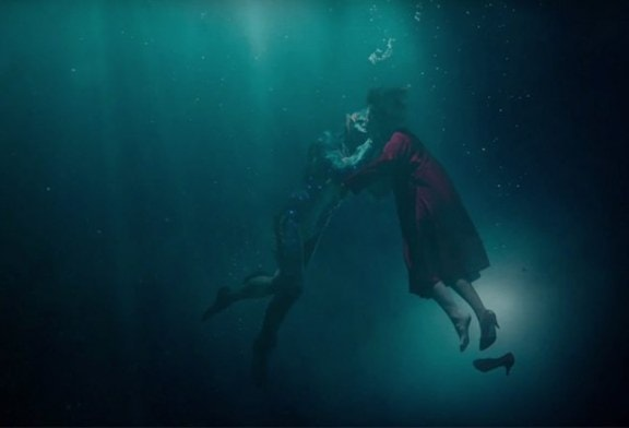 'The Shape of Water' fine addition to del Toro's canon