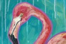 BLANK Review:  Adeem the Artist's 'The Flamingo'