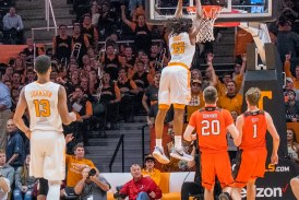 THAT JUST HAPPENED: Vols sweep Kentucky at basketball