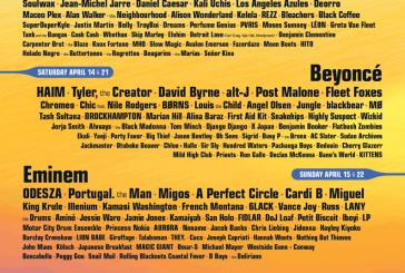 Coachella Announces Lineup for 19th Year
