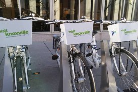 Pace Rolls Into Knoxville Offering Modern Dockless Bike Sharing