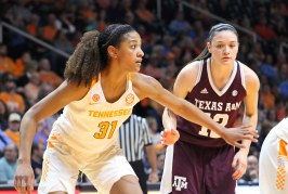 Lady Vols roll past Texas A&M