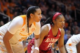 Lady Vols lose to Crimson Tide in Knoxville for first time ever