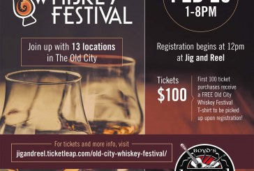 Old City Whiskey Festival Takes Over February 25