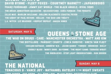Shaky Knees Music Festival Unveils Daily Lineup