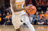THAT JUST HAPPENED: Tennessee grits past Gators, 62-57