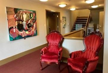 Bijou Theatre Adds Upstairs Art Gallery