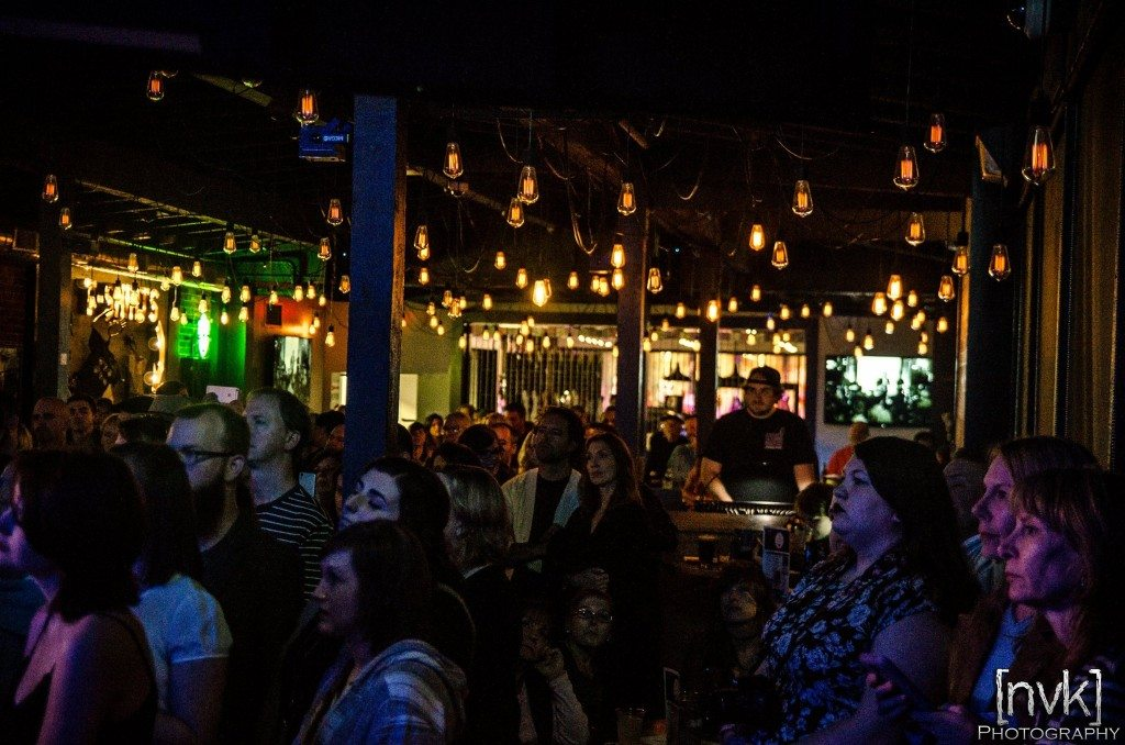 Jeremys Ten Pearl Jam Tribute Band Play To A Packed House At Open