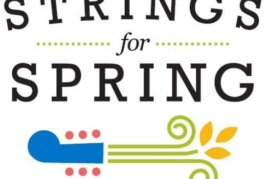 Support Strings for Spring at the Joy of Music School
