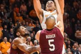 THAT JUST HAPPENED: Newly-stressful Vols escape, 70-67