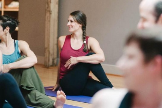 Karma Classes Taking Over in April at Glowing Body Yoga & Healing Arts