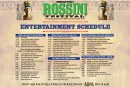 17th Annual Rossini Festival International Street Fair to be held on Saturday, April 14, 2018, 10 a.m.–9 p.m. in downtown Knoxville