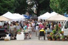 Market Square Farmers Market Celebrates 15 Years